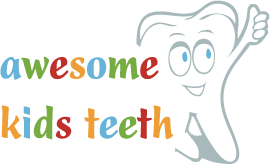 Logo for pediatric dentist Dr. Kamar Maria Baloul in Framingham and Boston, MA
